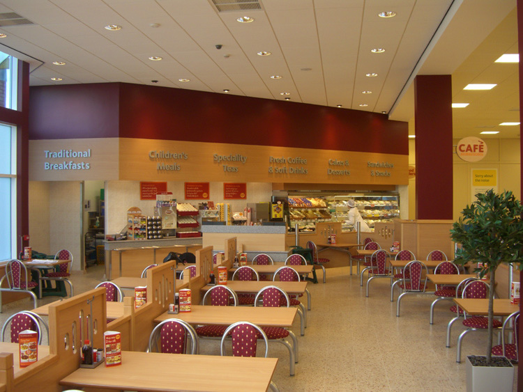 morrisons southport cafe