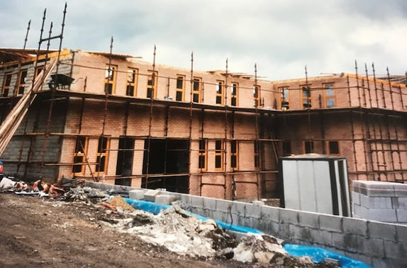 construction of florence house